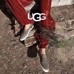 NEW UGG SAMMY Color:SLATE